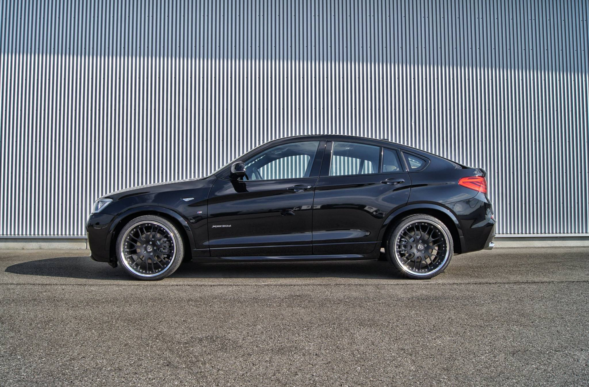 Hamann Enters The Bmw X4 Tuning Scene Autoevolution