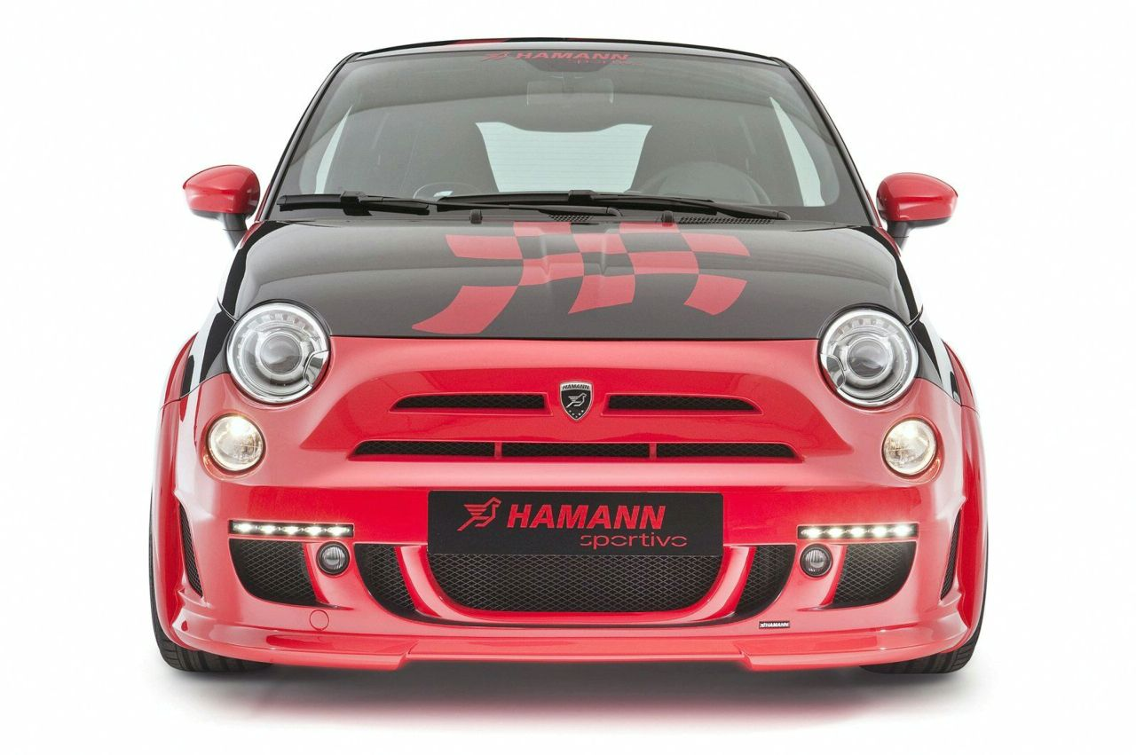 hamann fiat 500 abarth and fiat 500 abarth esseesse unleashed autoevolution. Black Bedroom Furniture Sets. Home Design Ideas