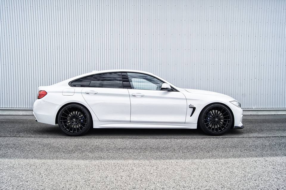 hamann introduces bmw 4 series gran coupe kit autoevolution. Black Bedroom Furniture Sets. Home Design Ideas