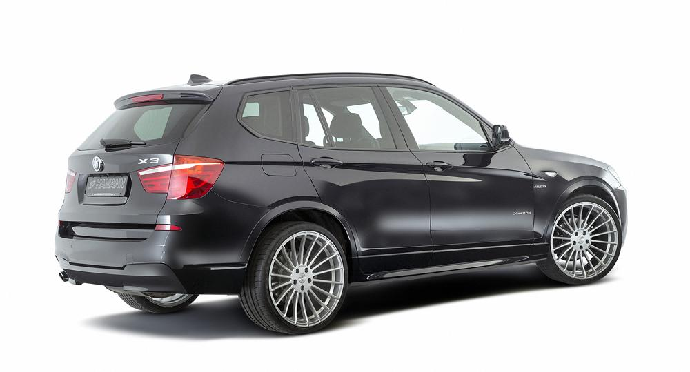 Hamann Introduces Bmw F25 X3 Upgrades Autoevolution