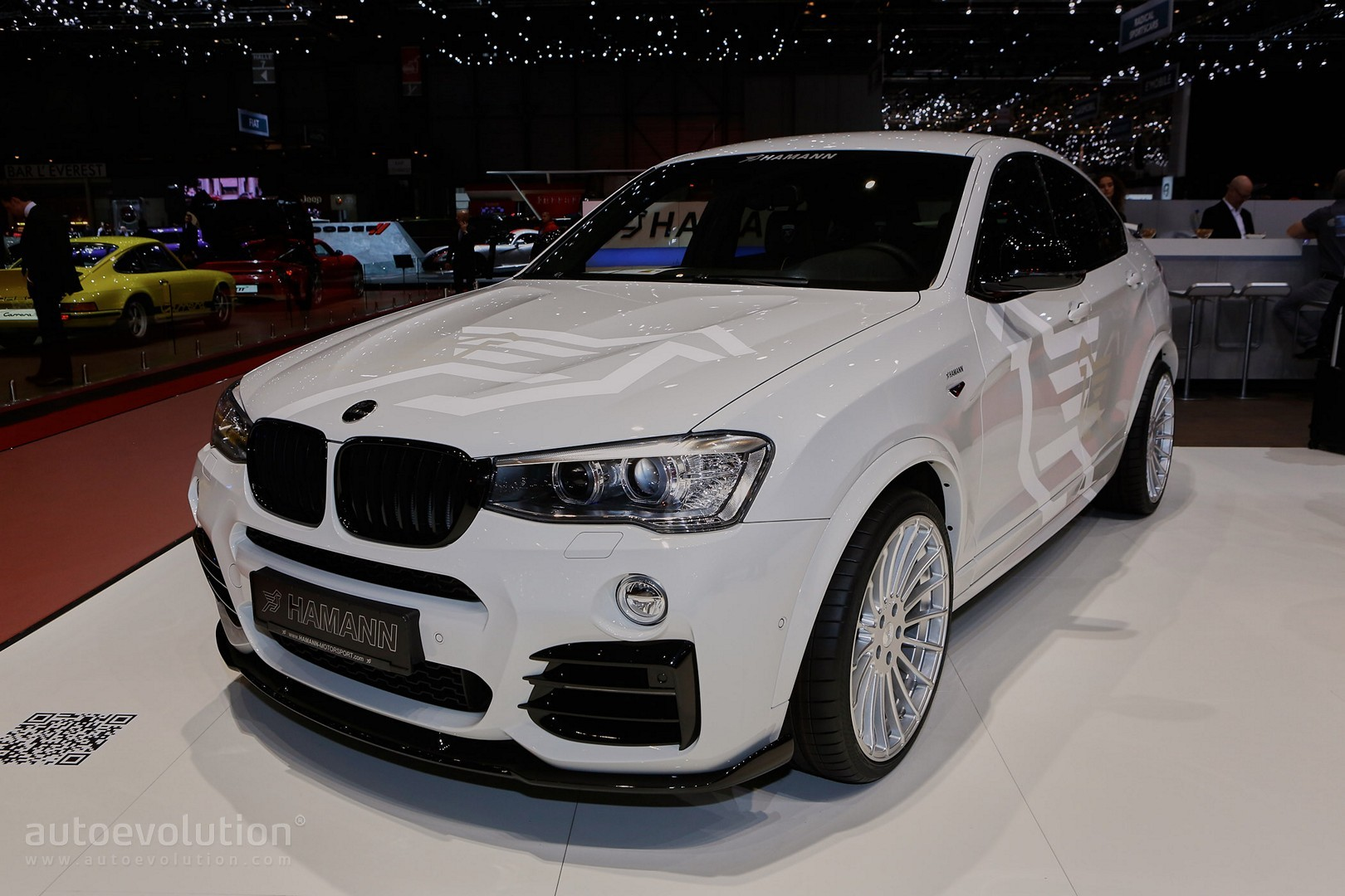 Hamann Is All About Tuning Bmw And Mercedes Sports