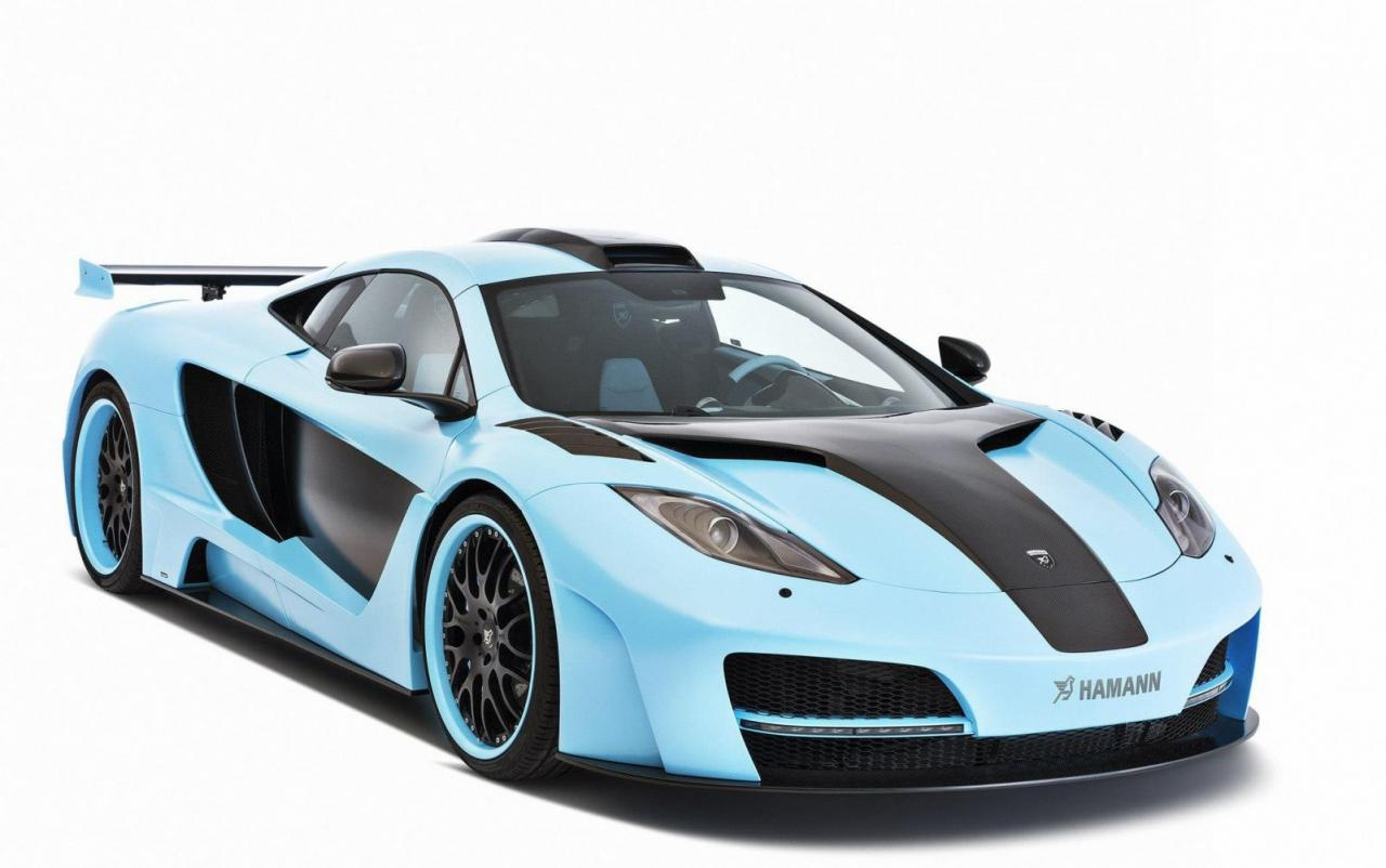 How Much Is A Lamborghini >> Hamann Makes the McLaren MP4-12C Considerably More Lairy - autoevolution