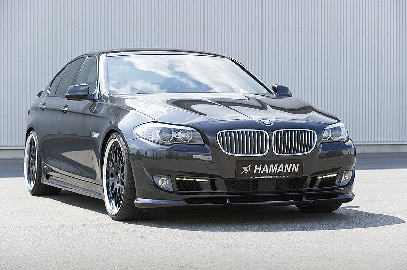 hamann refines the bmw 5 series autoevolution. Black Bedroom Furniture Sets. Home Design Ideas