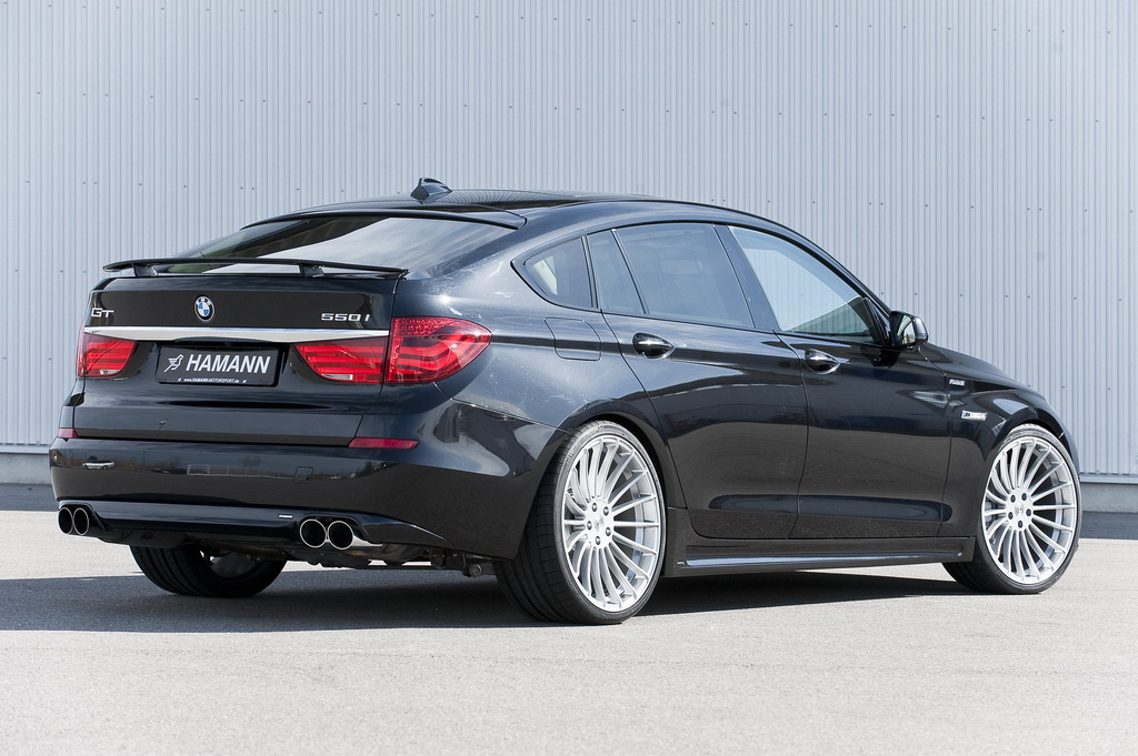 hamann releases bmw 5 series gt tuning pack autoevolution. Black Bedroom Furniture Sets. Home Design Ideas