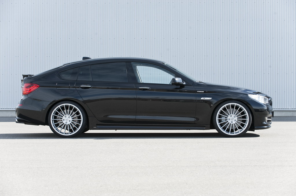 Hamann Releases Bmw 5 Series Gt Tuning Pack Autoevolution