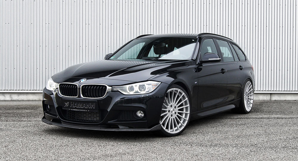 Hamann Releases New Tuning Kit For F31 3 Series Touring Models Autoevolution
