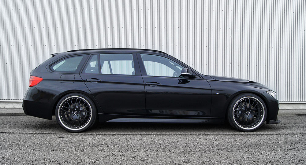 Bmw 335d For Sale >> Hamann Releases New Tuning kit for F31 3 Series Touring Models - autoevolution