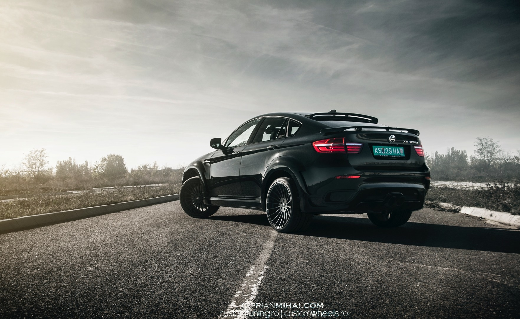 Hamann Reveals Tycoon Evo Kit For Bmw X6 M50d Autoevolution