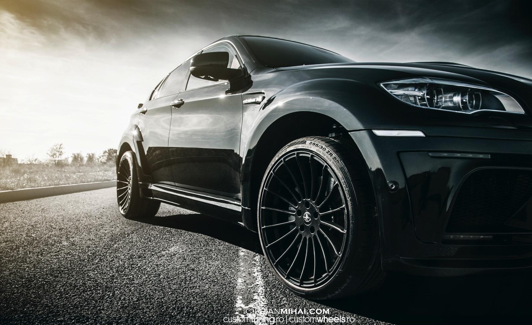 Hamann Reveals Tycoon Evo Kit For Bmw X6 M50d Autoevolution