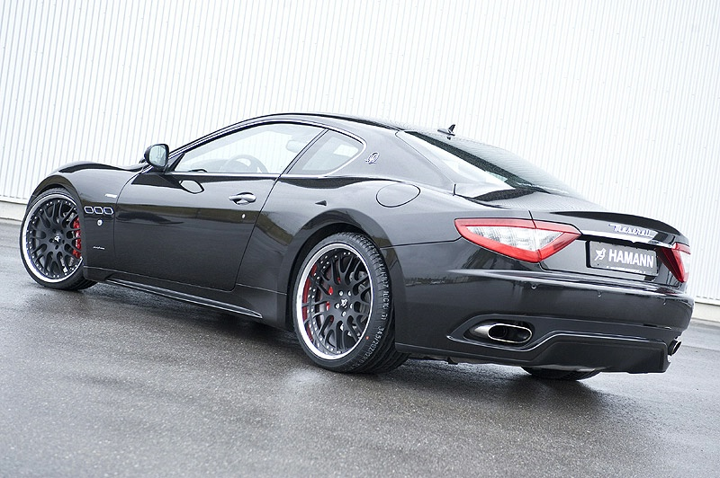 Hamann S Weekend Wheels For Bmw And Maserati Autoevolution