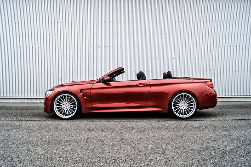 Hamann Unveils Stunning M4 Convertible Wearing their ...