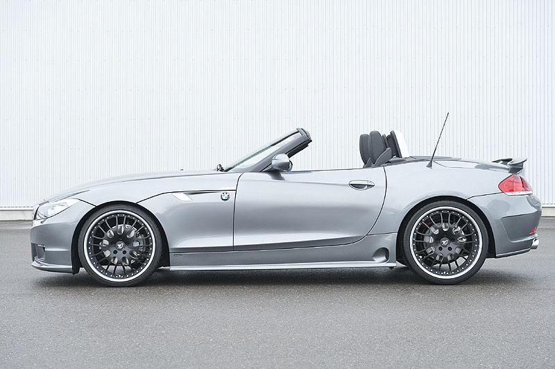 Hamann Upgrades The Bmw Z4 Sdrive35i Autoevolution