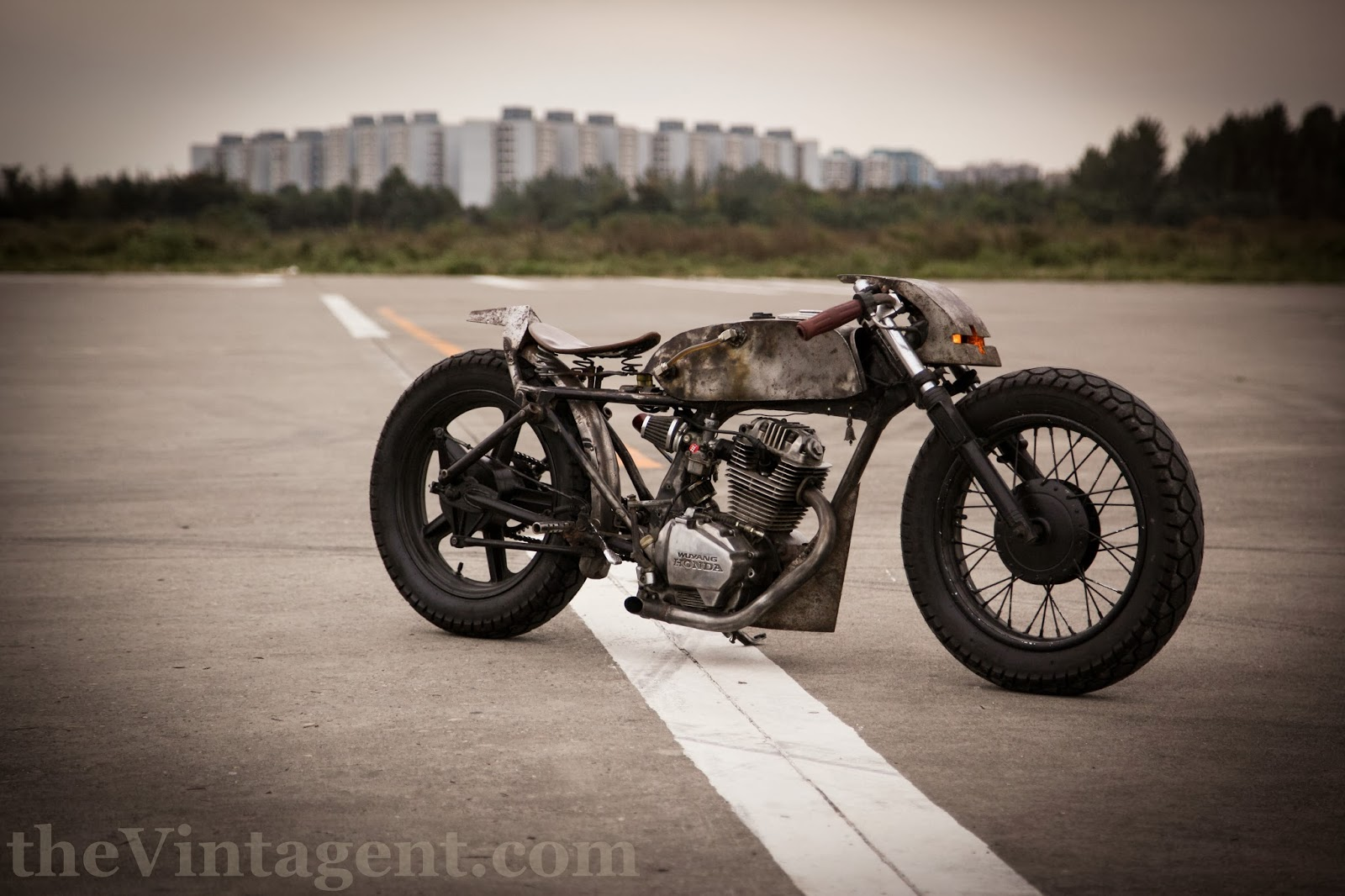 Handmade Honda Cb125 Will Blow Your Mind Autoevolution