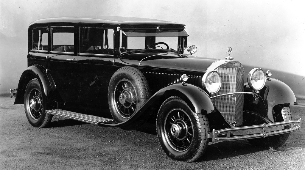 Hans Nibel: One of the Catalysts That Made Mercedes-Benz ...