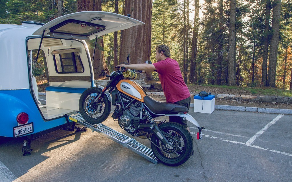 Subaru Outback Camping >> Happier Camper HC1 Will Make Happy Campers Out of Those with Low-Powered Vehicles - autoevolution