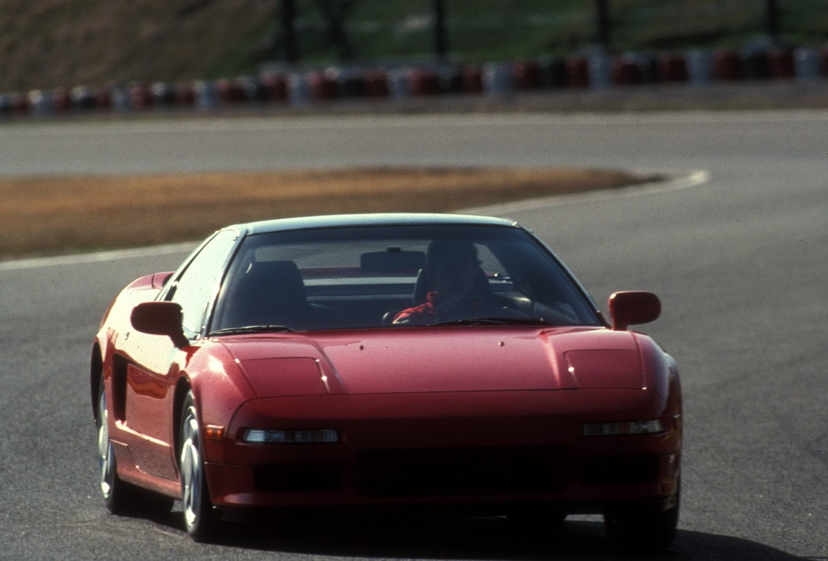 Happy 25th Anniversary Acura NSX, Thank You, Ayrton Senna ...