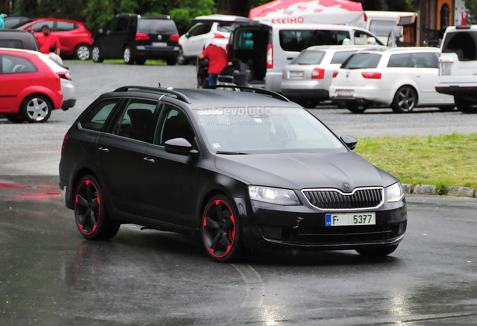 Rumour Mill – 280PS Octavia vRS In Development