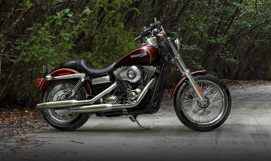 Harley-Davidson 2014 Dyna Super Glide Custom FXDC Arrives - Photo