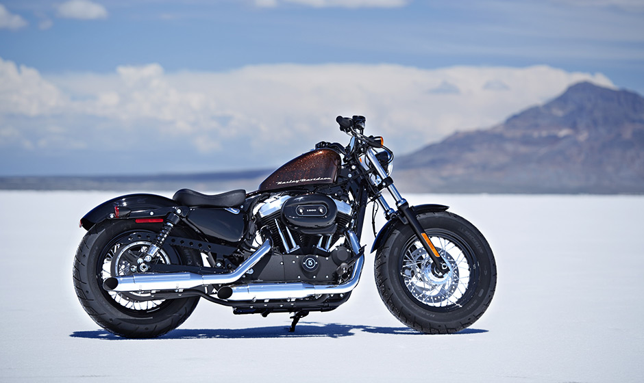 harley davidson 2014 forty eight in all its splendor autoevolution. Black Bedroom Furniture Sets. Home Design Ideas