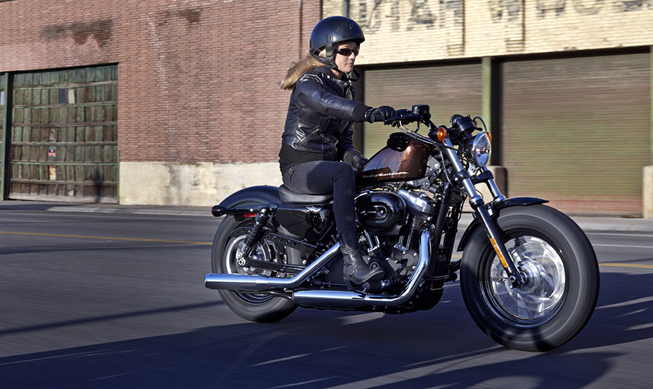 Harley-Davidson 2014 Forty-Eight in All Its Splendor