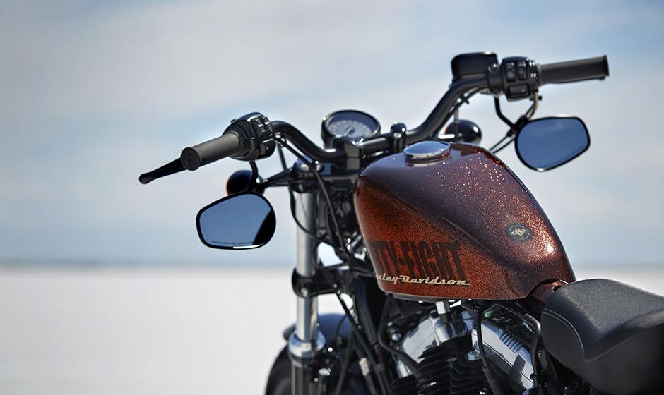 ... 2014 Harley-Davidson Forty-Eight ...