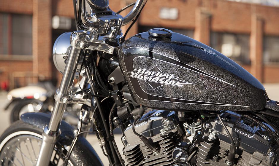 Préférence Harley-Davidson 2014 Seventy-Two Brings back the '70s Chopper  MO09