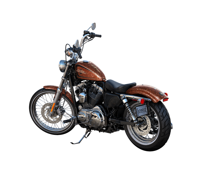 harley davidson 2014 seventy two brings back the 70s chopper style