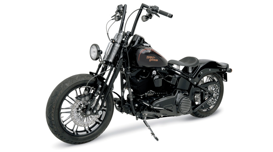 Harley Davidson Cross Bones By Suburban Motors