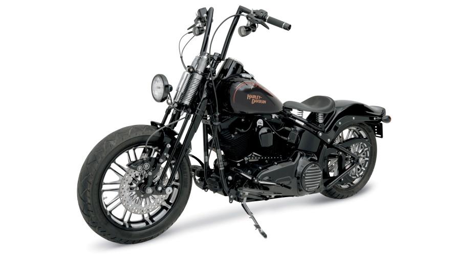 Harley Davidson Cross Bones By Suburban Motors