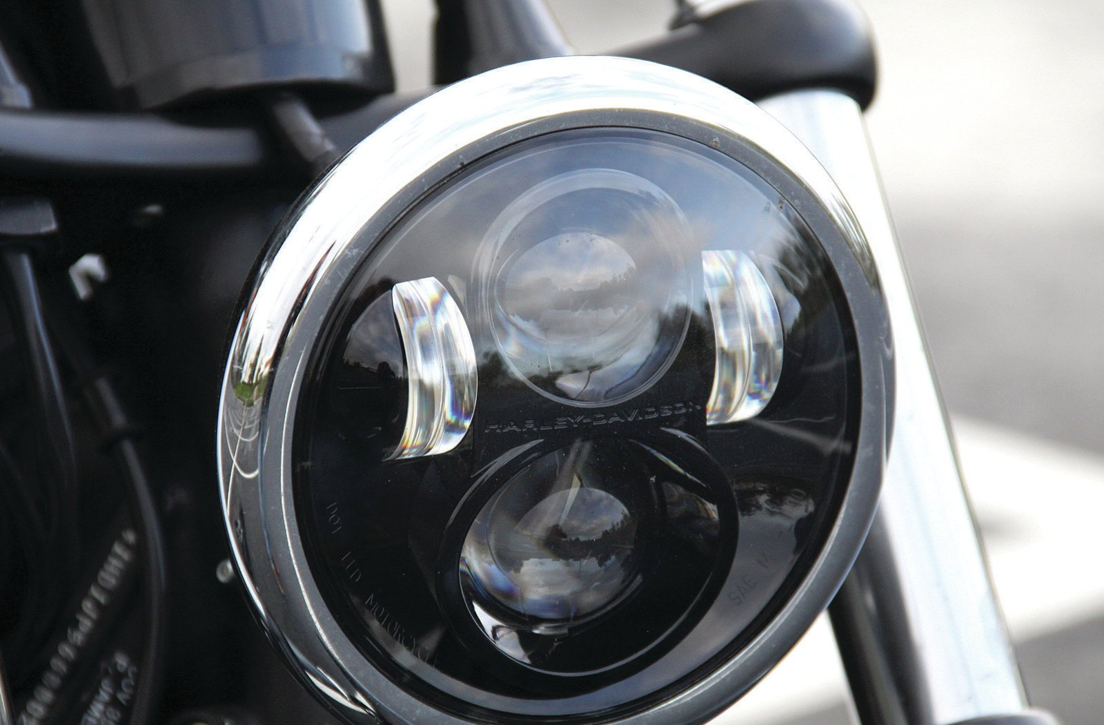 Harley Davidson Daymaker Led Headlights Autoevolution