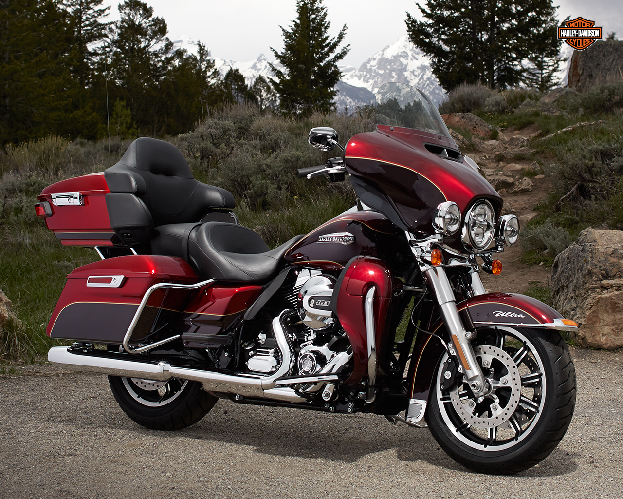 2015 Harley-Davidson Electra Glide Ultra Classic Low Rumored - autoevolution