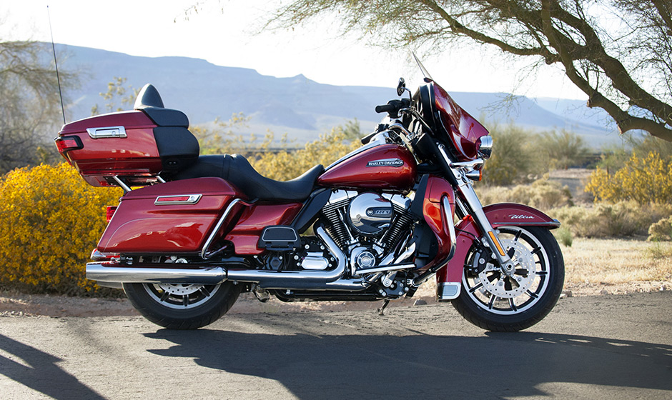 2015 Harley-Davidson Electra Glide Ultra Classic Low Rumored