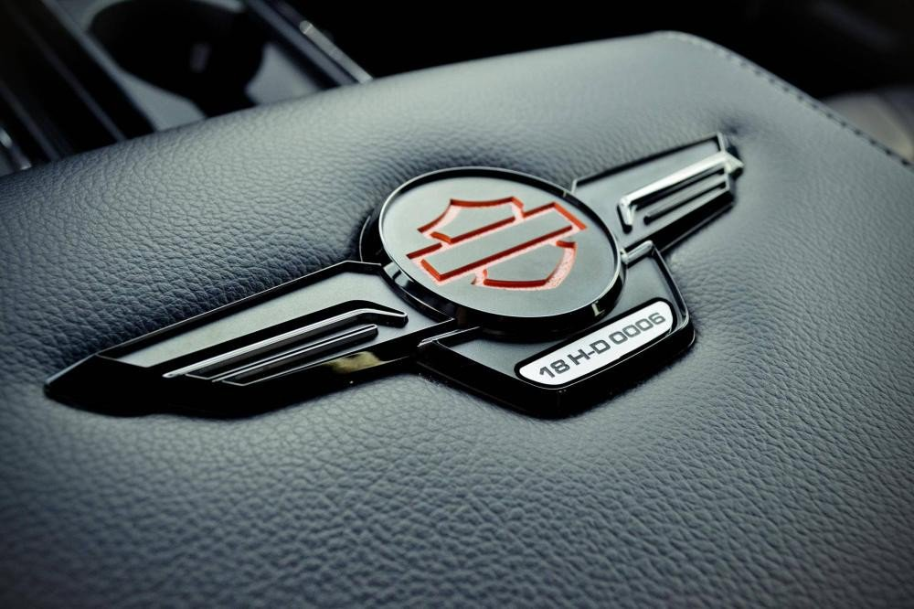 F150 Floor Mats >> Ford F-150 Harley-Davidson Edition Returns For 2019 Model Year - autoevolution