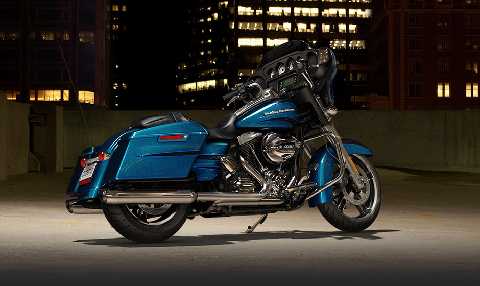 Harley Davidson Introduces The 2014 Street Glide Flhx Autoevolution