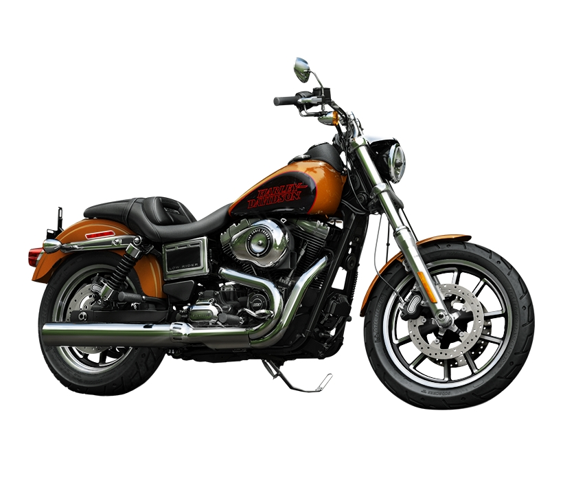 Harley Davidson Launches The 2014 Dyna Low Rider