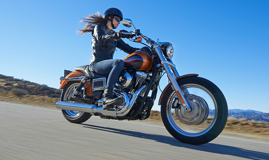 Harley Davidson Launches the 2014 Dyna Low Rider autoevolution
