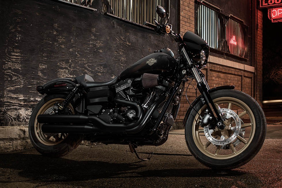 harley-davidson low rider s packs dyna character and screamin