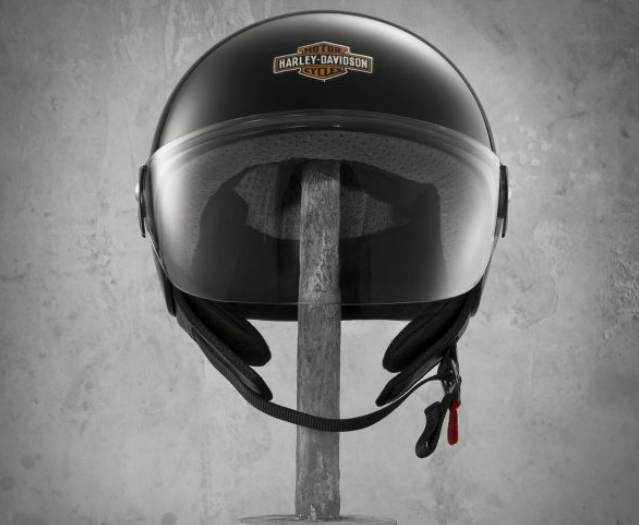 harley-davidson outs women's diva ii helmet - autoevolution