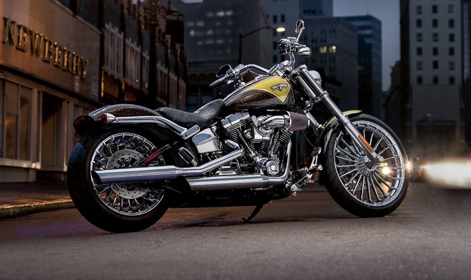 Harley Davidson Rumored To Stop Shipping The Cvo Breakout