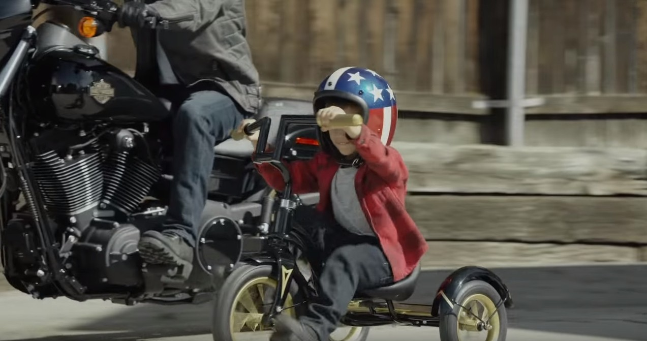 Harley-Davidson's New Live Your Legend Ad Campaign for New ...