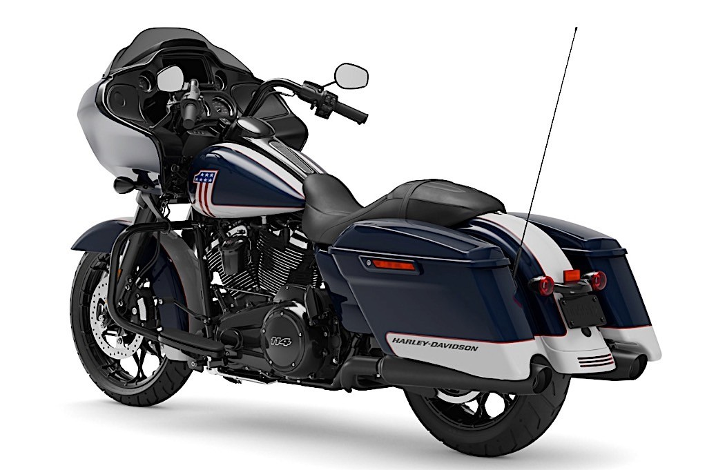 Road Glide Special Harley Davidson Goes American With New Color Schemes Autoevolution