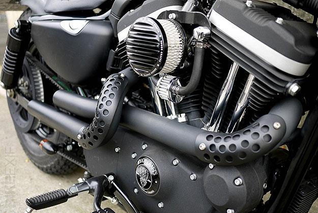 Harley Davidson  Nightster Pass Lights