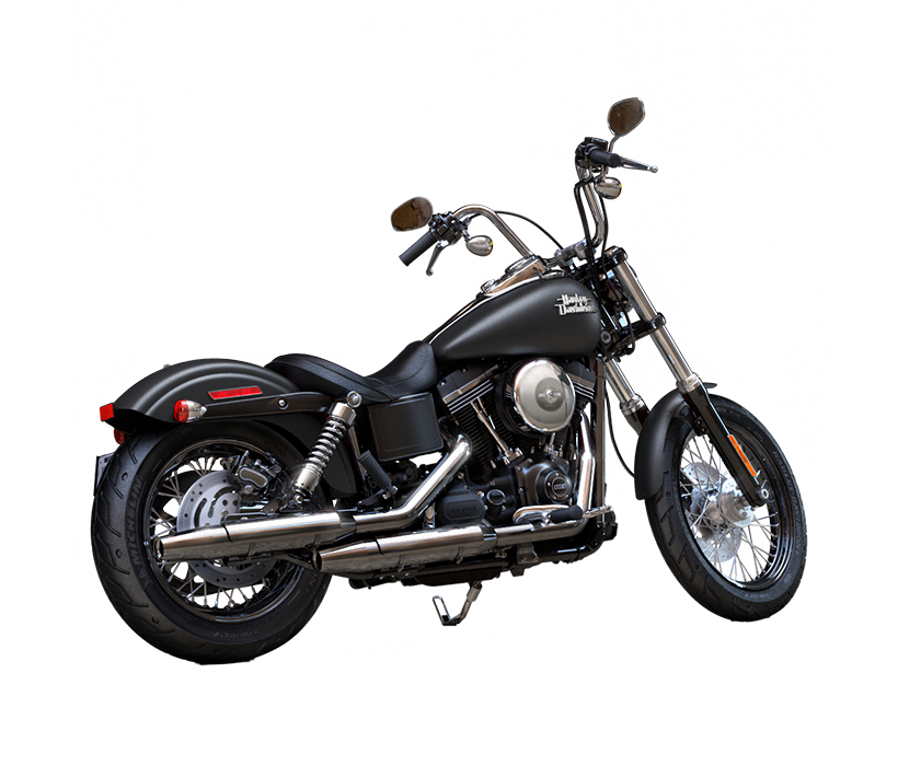 Harley Davidson Street Bob Gets H D1 Customization For
