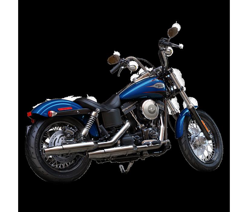 Harley-Davidson Street Bob Gets H-D1 Customization For