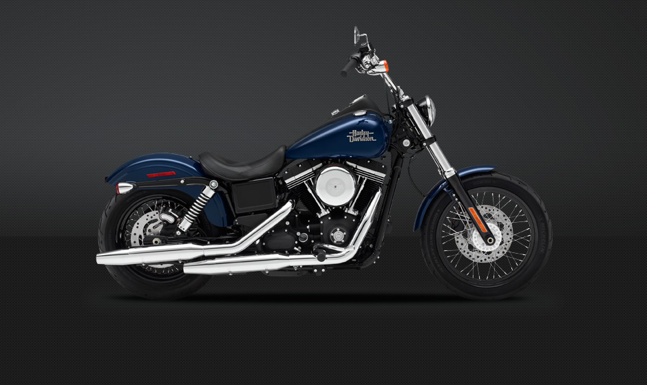 Harley-Davidson Street Bob Gets H-D1 Customization for ...