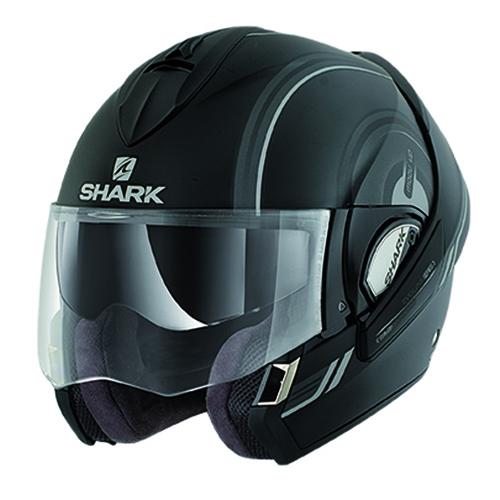 Harley Surfaces Fxrg Dual Homologation Helmet Based On Shark Evoline Autoevolution