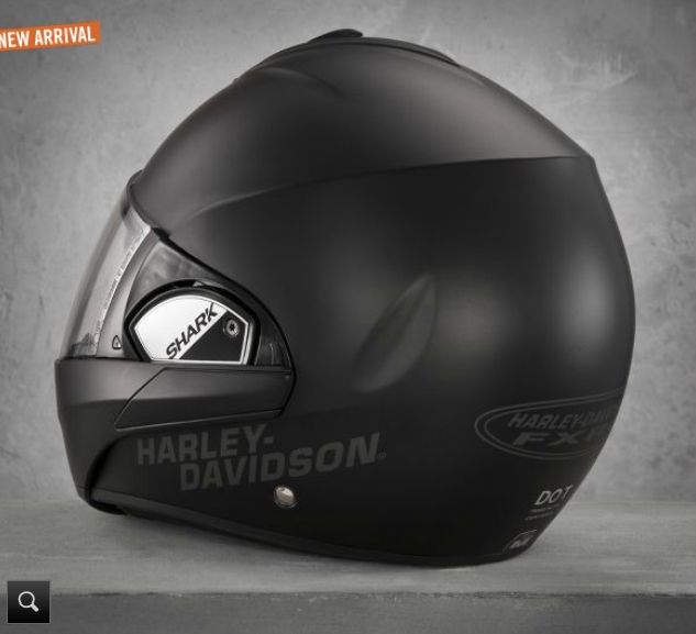 Harley Surfaces FXRG Dual-Homologation Helmet Based On