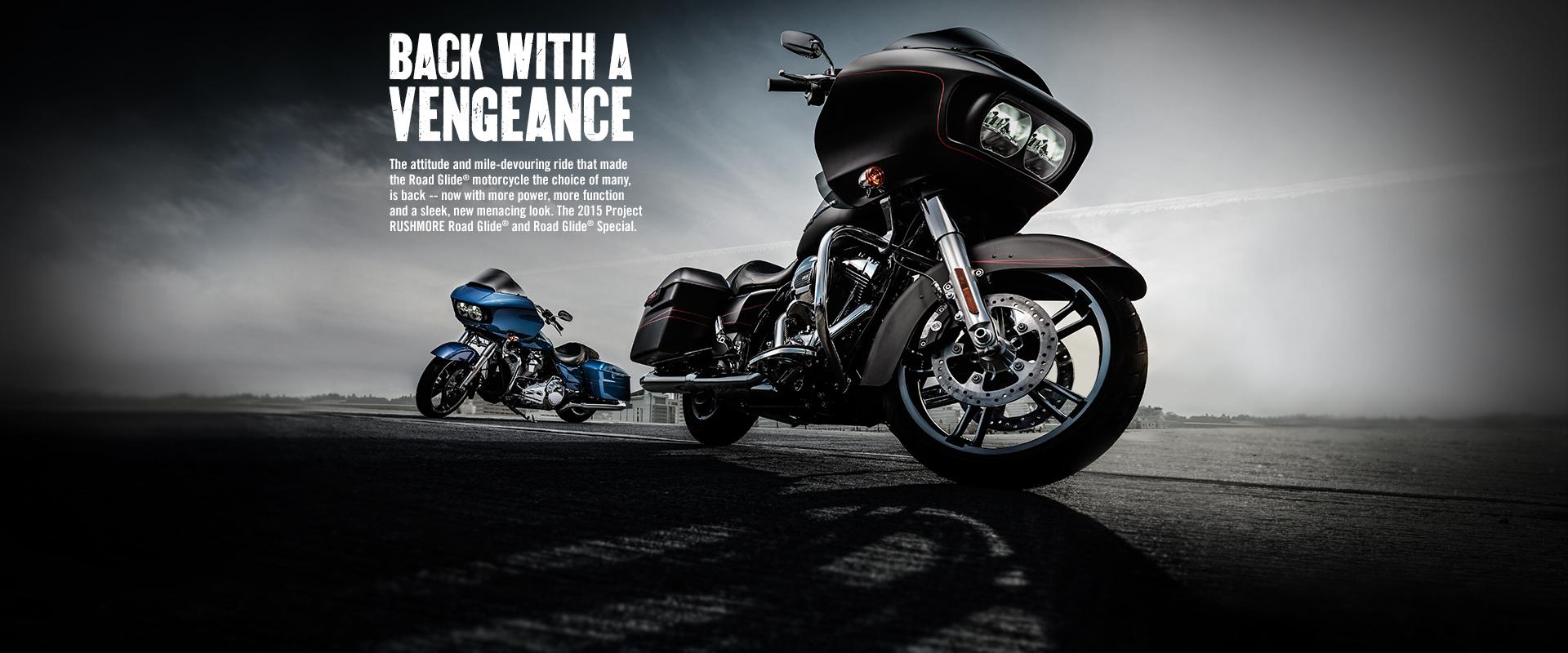 Harley-Davidson Updates the 2015 Road Glide [Photo Gallery]