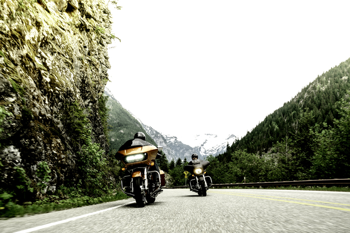Harley Davidson Updates The 2015 Road Glide Autoevolution