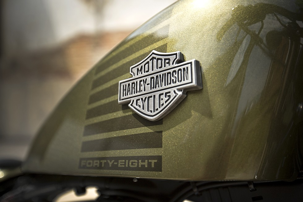 2016 Harley Davidson Forty Eight